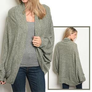 Sweaters - SAGE CARDIGAN